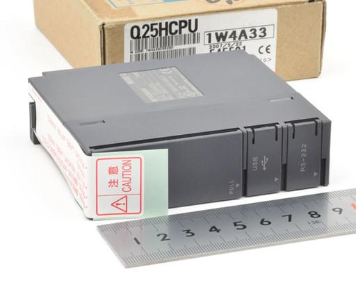 三菱 CPUユニット Q25HCPU (07年製)