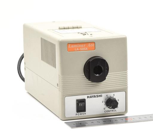 林時計工業 ハロゲン光源装置 LA-50SX