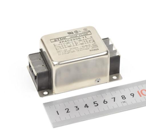 TDKラムダ AC電源ライン用EMCフィルタ ZRAC2206-11