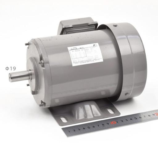 三相モータとインバータのセット MLH8085M+FR-A024-0.4K