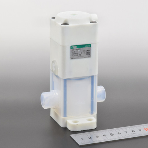 CKD 給液用薬液エアオペレイトバルブ AMD41H-4BJ