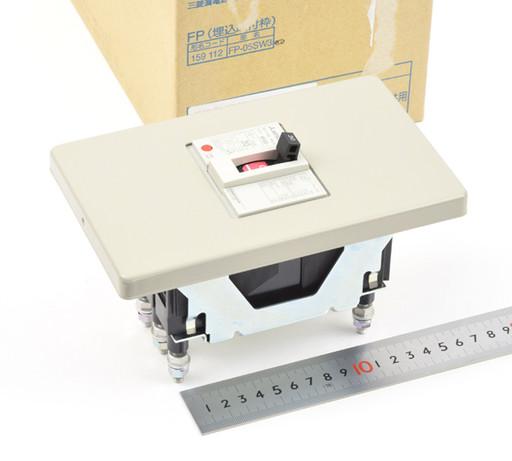 三菱 漏電遮断器 NF63-SW 3P 30A