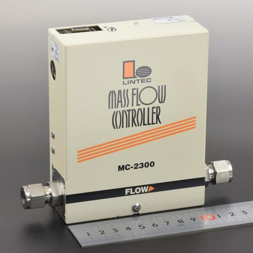 LINTEC アナログマスフローコントローラ(ガス) MC-2300RC-4.0-C3