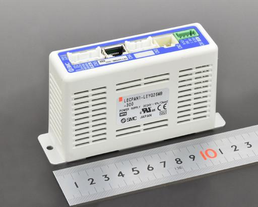 SMC ステップモータドライバ(パルス入力タイプ) LECPAN1-LEYG25MB-300