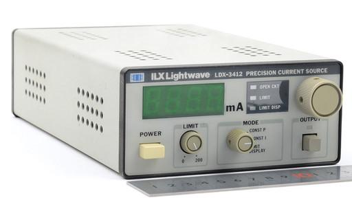 ILX Lightwave プレシジョンカレントソース LDX-3412