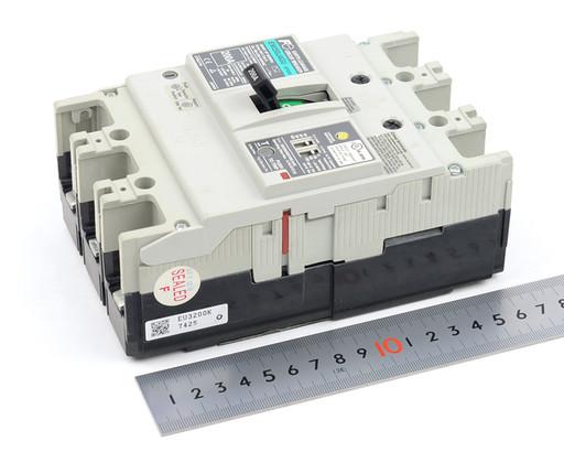 富士電機 漏電遮断器 EW250JAGU-3P200