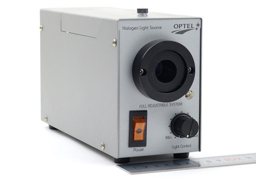 OPTEL ハロゲン光源装置