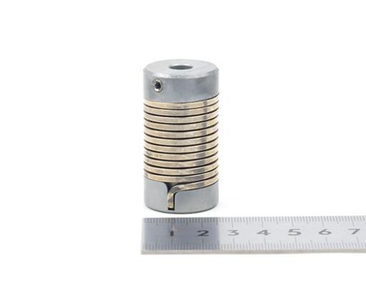 カップリング(金属コイルばね) Φ8-Φ8mm