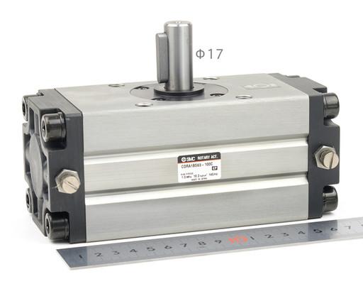 SMC ロータリアクチュエータ CDRA1BS63-100C