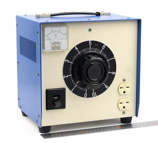 松永製作所 スライドレギュレーター CM-2410