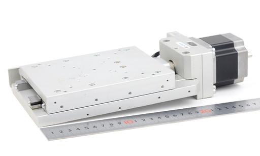 KOHZU 自動X軸ステージ XA16A-R201-C