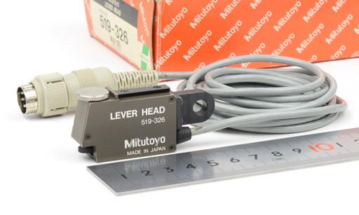 Mitutoyo レバーヘッド MLH-326(519-326)