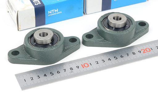 NTN ベアリングユニット 2個入り UCFL201