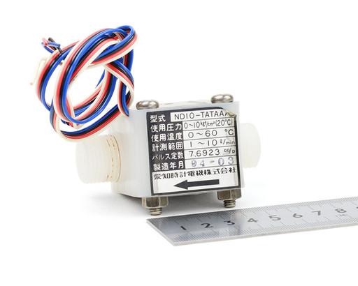 愛知時計電機 流量センサー NDIO-TATAAA