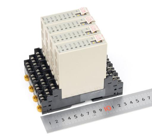 オムロン 4連モジュール型温度調節器 E5ZN-2TNH03TC-FLK