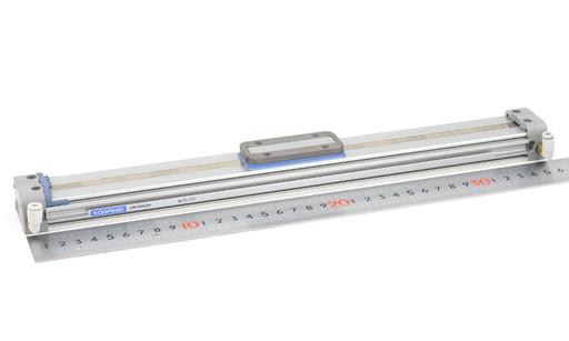 コガネイ スリット式ロッドレスシリンダ ORV16×250