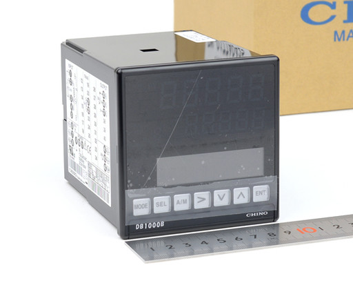 CHINO 指示調節計 DB1010B030-B1A