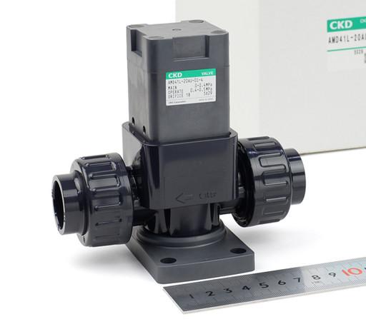 CKD エアオペレイトバルブ AMD41L-20AU-0I-4