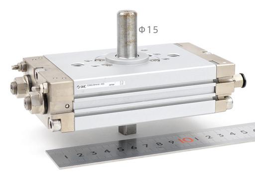 SMC 薄型ロータリアクチュエータ  CDRQ2BW40-90C