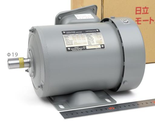 日立 三相モータ TFOA-K 0.75kW 2P