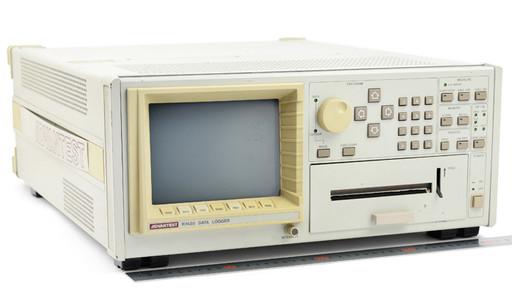 アドバンテスト データロガー R7430