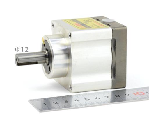 加茂精工 角型ボール減速機 BRA65-20G-Φ8