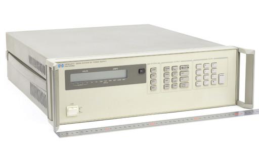 HP プレシジョン・システム電源 6629A
