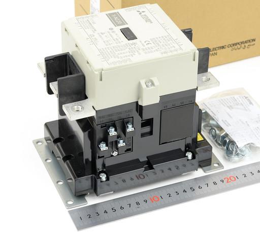 三菱 電磁接触器 S-N220(AC100V)
