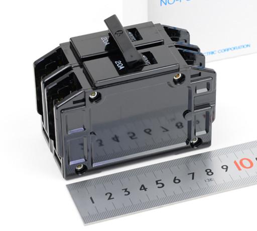 三菱 分電盤用遮断機 BH-K 2P 20A