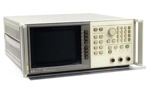 HP スカラネットワークアナライザ 8757C