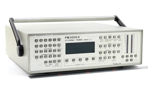 Voltech ユニバーサルパワーアナライザ PM3000A
