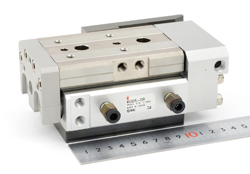 SMC エアスライドテーブル MXQ25L-20R