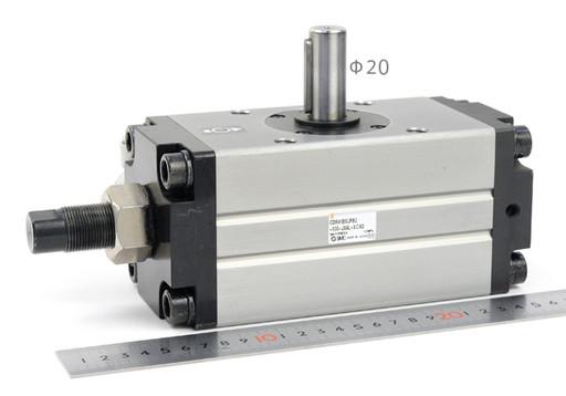SMC ロータリアクチュエータ CDRA1BSUP80-100-J59L-XC43