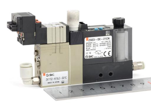 SMC 真空ユニット ZX1102-K15LZ-D21C