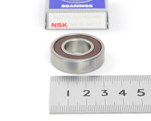 NSK ベアリング 6002-H-20T1×DDU*MA
