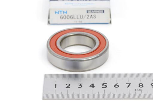 NTN 深溝玉軸受 6006LLU/2AS