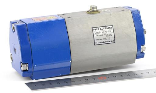 東洋バルヴ 空気圧式アクチュエータ RP-1S
