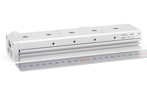 SMC エアスライドテーブル MXS12-100AS