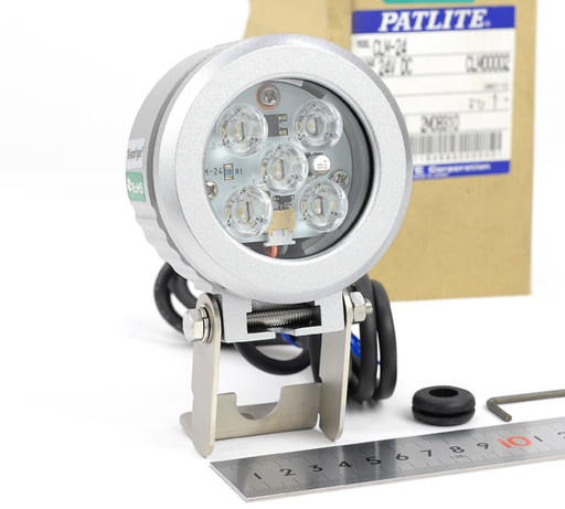 パトライト LED照射ライト CLM-24