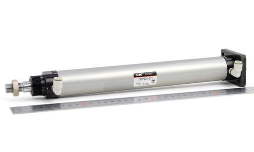 SMC 丸型油圧シリンダ CHDMG32-210