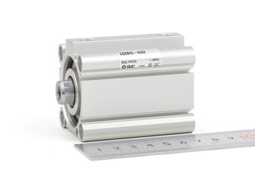 SMC コンパクトシリンダ CQ2B40-40DZ