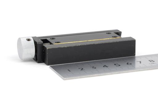 X軸ステージ 19×60mm