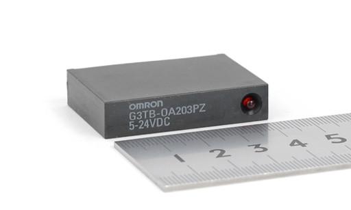 オムロン ソリッドステートリレー G3TB-OA203PZ