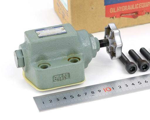 油研工業 絞り弁 SRCG-03-50