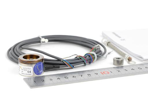 ザルトリウスインテック 薄型圧縮型ステンレスロードセル PR6211/22 D1