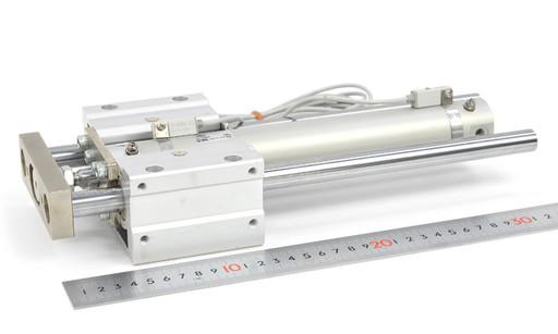 SMC ガイド付きシリンダ MGCLB32-200-H7BAL