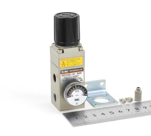 SMC パワーバルブ精密レギュレータ 80-VEX1133-01-BGN