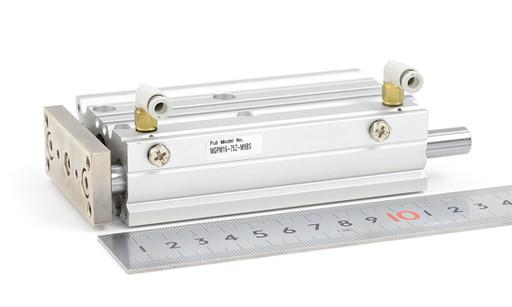 SMC ガイド付きシリンダ MGPM16-75Z