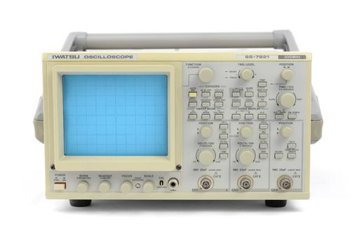 岩通計測 オシロスコープ SS-7821 200MHz