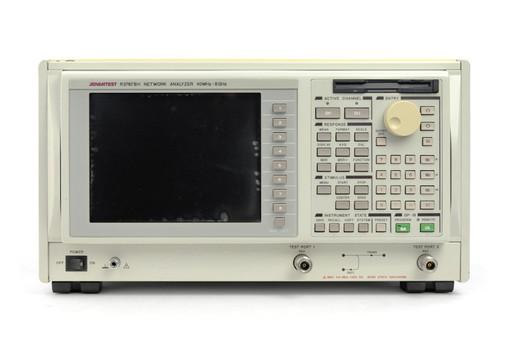 アドバンテスト ネットワークアナライザ R3767BH